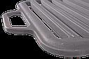 Ситон решетка для гриля и барбекю чугунная 360*260 мм, фото 3