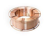 КЕДР Проволока омедненная КЕДР Св-08Г2С-О Ø 1,0 мм (каркас кат. 15 кг)