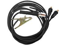 КЕДР К-т  кабелей  5м, на 300А, (Germany type) 35-50/1*25