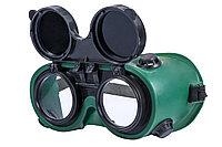 КЕДР Очки защитные КЕДР ОЗГ-18 (газосварочные)