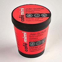 Скраб-Джем для тела на основе ягод Годжи и Грейпфрут Cafe Mimi, 270 гр