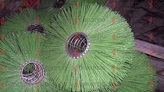 Кольцо щеточное МП 120/550 (металлический сердечник)