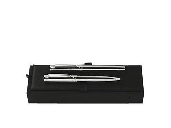 Подарочный набор: ручка-роллер, ручка шариковая. Cerruti 1881