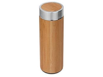 Вакуумный термос Moso из бамбука