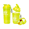 Шейкер 3 в 1 SmartShake - SmartShake, емкость 400 мл Желтый