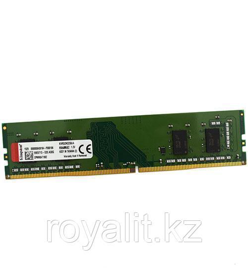 Модуль памяти Kingston DDR4 16Gb 2666 MHz