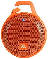Портативная акустическая система JBL CLIP4 оранжевый (JBLCLIP4ORG)