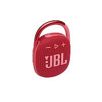 Портативная акустическая система JBL CLIP4 красный (JBLCLIP4RED)