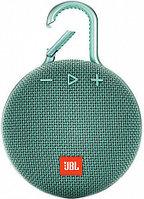 Портативная акустическая система JBL CLIP4 бирюзовый (JBLCLIP4TEAL)