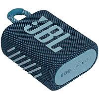 Портативная акустическая система JBL GO 3, синий (JBLGO3BLU)