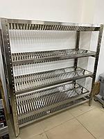 Стеллаж для Тарелок 150 см, фото 1