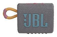 Портативная акустическая система JBL GO 3 серый (JBLGO3GRY)