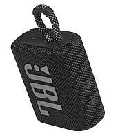 Портативная акустическая система JBL GO 3 черный (JBLGO3BLK)