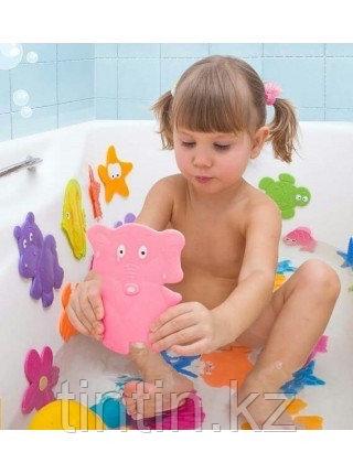 1шт Мини-коврик для ванны от Valiant, фото 2