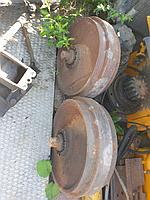 Колеса БУ ленивцы направляющие для бульдозера и экскаватора CAT, Komatsu, JCB