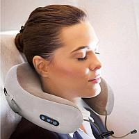 Массажная подушка U-shaped massage pillow оптом и в розницу