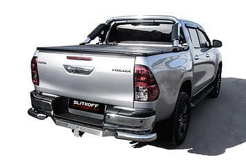 Уголки d76 Toyota Hilux (2020)