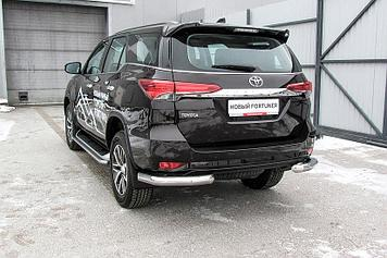 Уголки d76 Toyota Fortuner (2017)