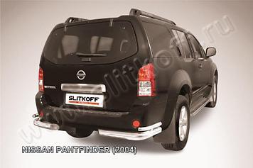 Уголки d76+d42 двойные Nissan Pathfinder R51