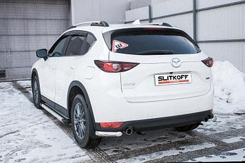 Уголки d57 Mazda CX-5 (2017)