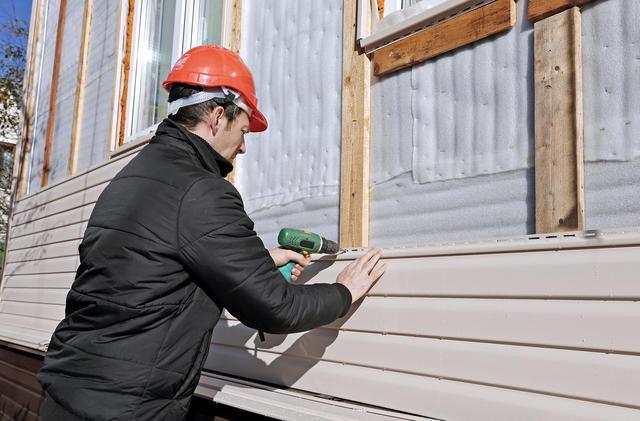 Монтажные и строительные работы