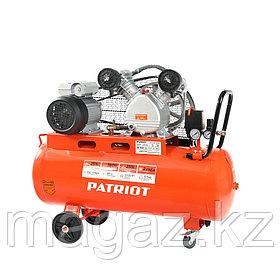 Компрессор поршневой ременной Patriot PTR 80-450A.