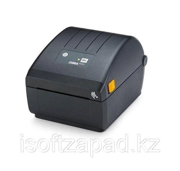 Бюджетный настольный 4-дюймовый принтер ZD230