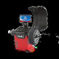 Балансировочный станок GELIOS с электромеханическим валом, УЗ датчиком и точечным лазерным указателем (новый)