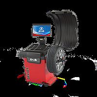 Балансировочный станок GELIOS с ультразвуковым датчиком и точечным лазерным указателем (новый)