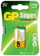 Батарейка «Крона» алкалиновый, GP GP1604A-5CR1
