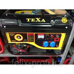 Электро - генератор TEXA Т33000 2,5 квт, 4-х тактный двигатель, со стартером