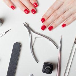 Инструменты по уходу за ногтями