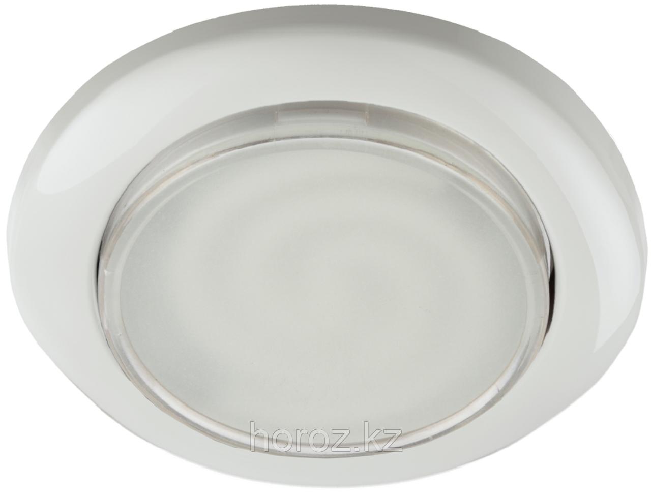 Точечный светильник под лампу GX53 белый