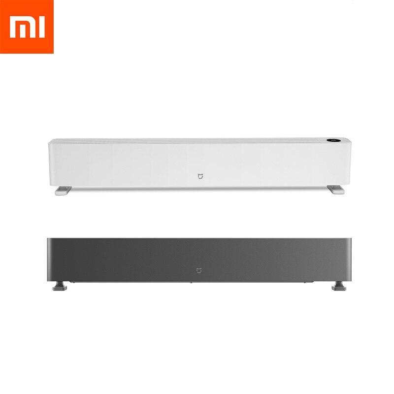 Обогреватель Xiaomi Mi Home (Mijia) Baseboard Electric Heater 1S Black TJXDNQ02LX