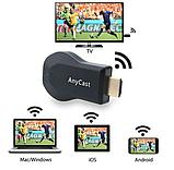 Медиаплеер-ресивер AnyCAST M9 Plus - HDMI Wi-Fi., фото 8