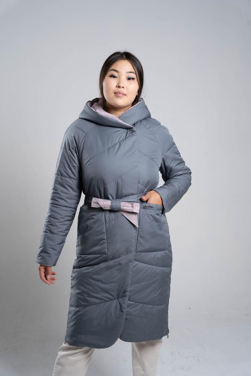 Пальто двухсторонне Button