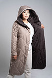 Двухстороннее пальто Button, фото 5