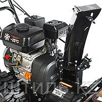 Снегоуборочная машина (7 л.с.   56 см) Patriot PS 603 самоходная бензиновая 426108603, фото 10