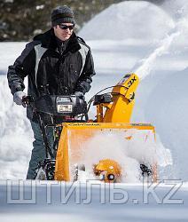 Колесный или гусеничный снегоуборщик выбрать?