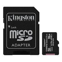 Карта памяти MicroSD 32GB Class 10 (UHS-I) Kingston SDCS2/32GB