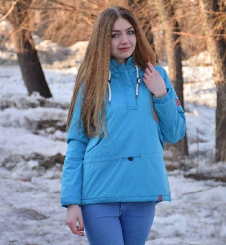 Женская осенняя куртка