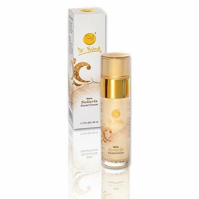 Доктор Нона крем Солярис для лица /Dr.Nona - Halo Facial Solaris Cream - Dead Sea Minerals Nourishing