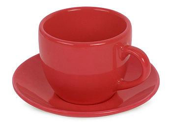Чайная пара Melissa керамическая, красный (Р)