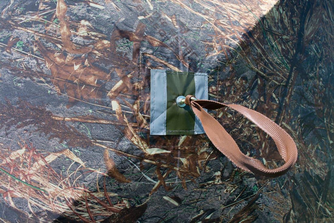Палатка всесезонная Берег КУБ Гексагон двухслойная, высота 2.1 м., диаметр 4,65 м., площадь 12,57 м² - фото 10
