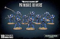 Space Marines: Primaris Reivers (Космодесант: Головорезы Примарисов)