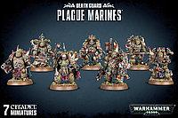 Death Guard: Plague Marines (Гвардия Смерти: Чумные Десантники)