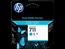 HP CZ130A Картридж голубой HP 711 (срок гарантии до 08/2021)