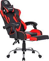 Игровое кресло Defender Pilot Красный