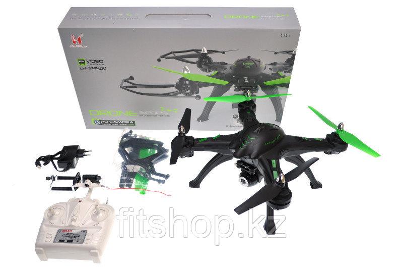 Квадрокоптер LH X14HDV, WiFi камера
