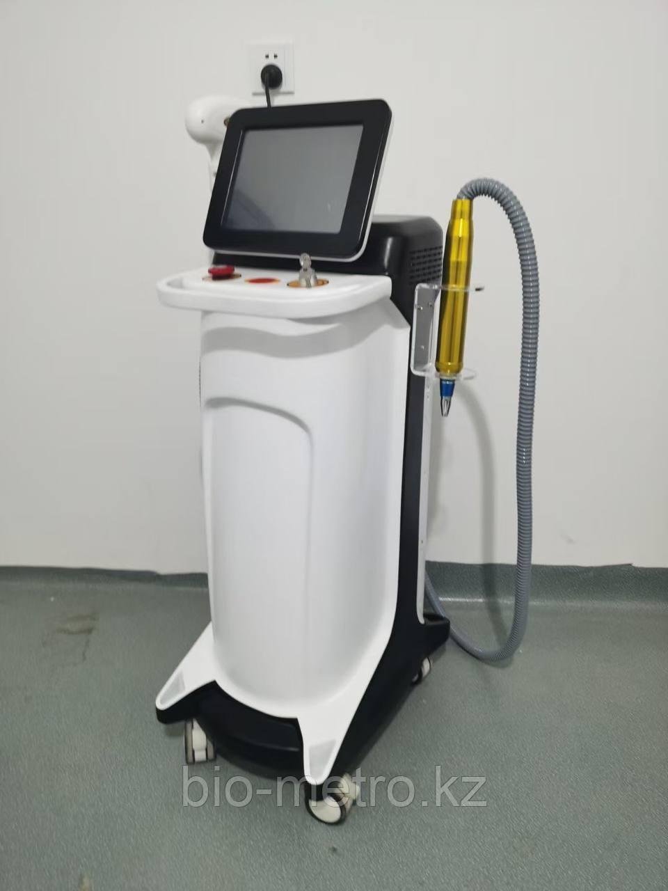 Лазер 2 в 1 диодная + пикосекундная система